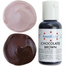 Гелевый краситель AmeriColor Шоколадно-коричневый 21 гр