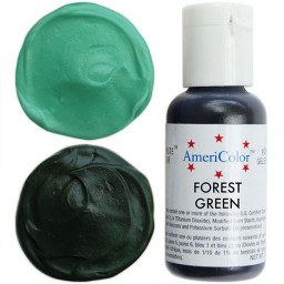 Гелевый краситель AmeriColor Зелёный лес   21 гр