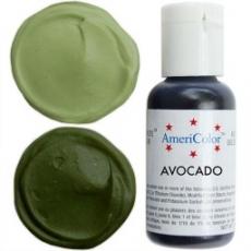 Гелевый краситель AmeriColor Авокадо 21 гр