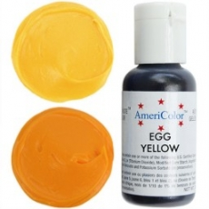 Гелевый краситель AmeriColor Яично жёлтый  21 гр