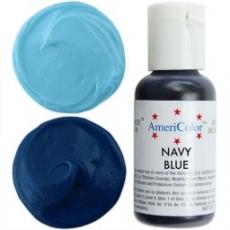 Гелевый краситель AmeriColor Темно синий   21 гр