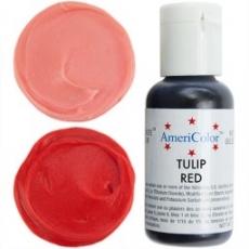 Гелевый краситель AmeriColor Красный тюльпан 21 гр