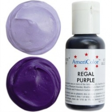 Гелевый краситель AmeriColor Королевский фиолетовый 21 гр