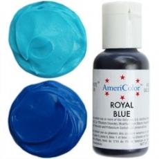 Гелевый краситель AmeriColor Королевский синий 21 гр