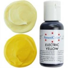 Гелевый краситель AmeriColor Жёлтый электрик  21 гр