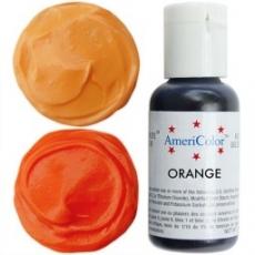 Гелевый краситель AmeriColor Апельсин  21 гр