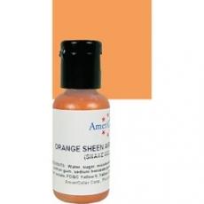 Сверкающий краситель AmeriColor Оранжевый 18.4 гр