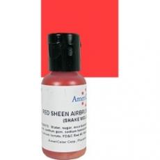 Сверкающий краситель AmeriColor Красный 18.4 гр