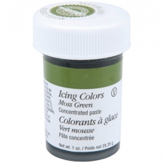 Гель-краска Wilton Зелёный мох 28 гр