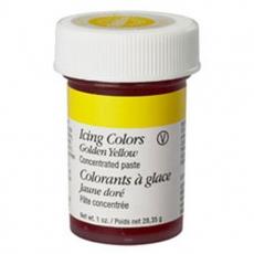 Гель-краска Wilton Золотая жёлтая  28 гр