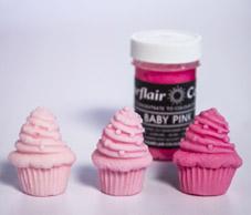 Гель-паста Sugarflair Нежно-розовая 25 гр