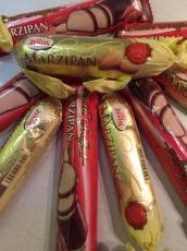 Марципан в шоколаде Maitre Truffout (100 гр, Франция)