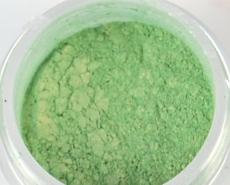 Перламутровый сухой краситель Зелёный с золотым оттенком 3 гр США