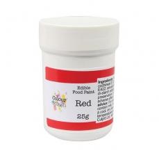 Краска для рисования матовая Colour Splash Красная 25гр