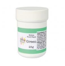 Краска для рисования матовая Colour Splash Зелёная 25гр