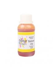 Краска для аэрографа Colour Splash Жёлтая 45 гр
