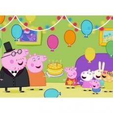 Вафельная картинка A4 Свинка Пеппа 5