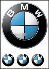 Сахарная картинка A4 BMW