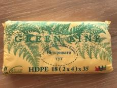 Полиэтиленовые пакеты 18х35 см 1000 шт