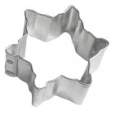 Каттер металлический Снежинка 6 см