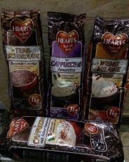 Капучино Hearts (1 кг, Германия)